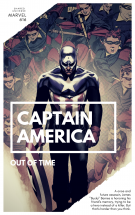 Captain America: Out of Time