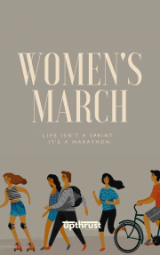 WOMEN's MARCH Cover