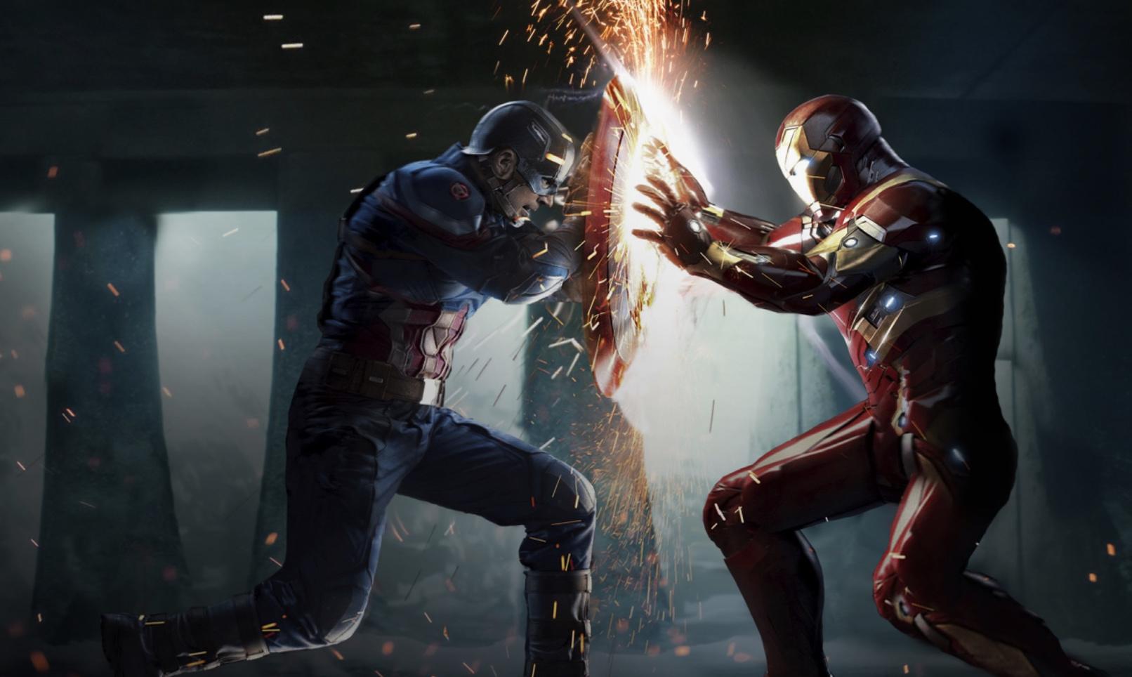 The Avengers Civil War Stream German